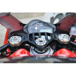 Té de fourche supérieur Melotti Racing Aprilia RSV4 1000 09-14