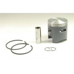 Piston 56.01 mm côte F - bi-segments - Cagiva C10/C12/Freccia/Mito - VERTEX 22087F VERTEX