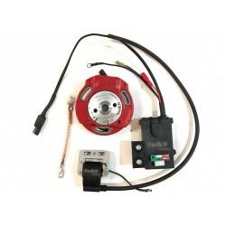 Allumage digital rotor 58 mm avance variable - Aprilia 125 / Rotax 122 - ITALKIT SELLETRA EV.01.25.1.3 ITALKIT