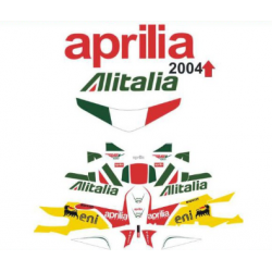 Kit Adhésif Aprilia RSV 1000