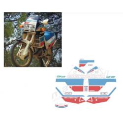 Kit adhésifs Cagiva COCIS 1988