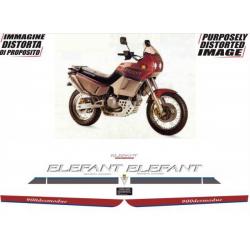 Kit adhésifs Cagiva ELEFANT 900 1993 DEC00002085 DECALMOTO