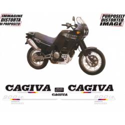 Kit adhésifs Cagiva ELEFANT 900 I.E. GT DEC00002114 DECALMOTO