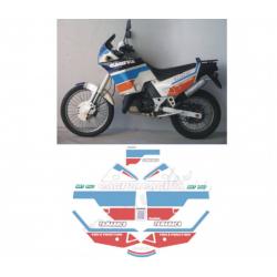 Kit adhésifs Cagiva TAMANACO 125 1988 DEC0000208600 DECALMOTO