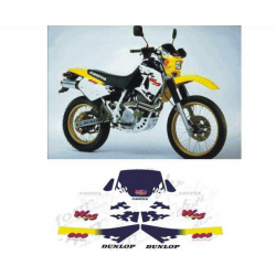 Kit adhésifs Cagiva W16 600 DEC00002105 DECALMOTO