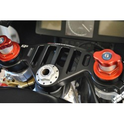 Té de fourche supérieur type GP Aprilia RS 250 MK2 - MELOTTI RACING PS52GP MELOTTI RACING