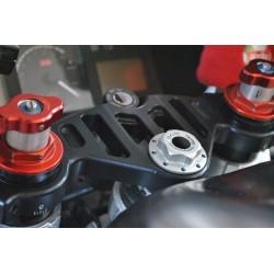 Té de fourche supérieur Aprilia RS 250 MK2 - MELOTTI RACING PS52RR MELOTTI RACING