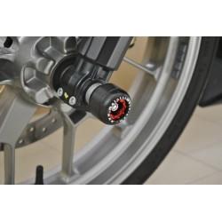 Protection axe de roue avant Aprilia 125
