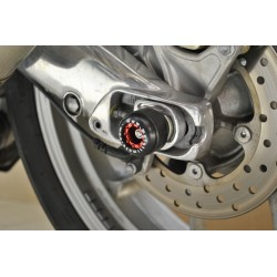 Protection axe de roue arrière Aprilia RS 125