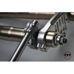 Guidons bracelets diamètre 50 mm - MELOTTI RACING SM51 MELOTTI RACING