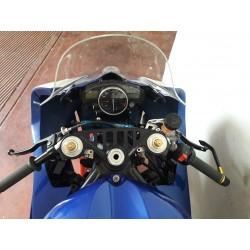 Té de fourche supérieur Yamaha R6 06-16 - MELOTTI RACING PS 20-06 GP MELOTTI RACING