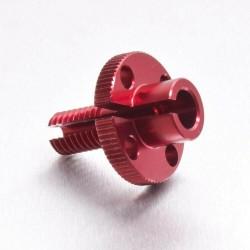 Tendeur de cable Aluminium M10 - Rouge - PRO-BOLT LCA20R PRO-BOLT