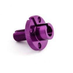 Tendeur de cable Aluminium M10 - Violet - PRO-BOLT LCA20V PRO-BOLT