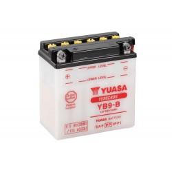 Batterie conventionnelle YB9-B - YUASA YB9-B