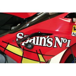 Embouts de guidon noir - R&G Racing BE0003BK R&G Racing