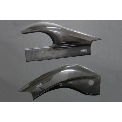 Kit Protections de bras oscillant carbone - Aprilia RS 250 - TYGA BPCC-9112 TYGA