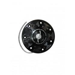 Bouchon rapide de réservoir - Aluminium taillé masse - ACCOSSATO FC001 ACCOSSATO