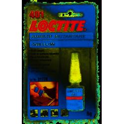 Colle instantanee Super Glue - Loctite 401