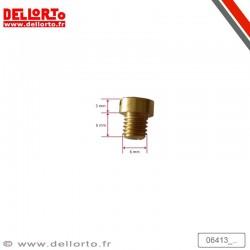 Gicleur principal 6 mm - DELLORTO