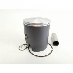 Piston coulé mono-segment côte H - 54.00 mm - Rotax 122/123 - ITALKIT PI.01.53H.VG / 1842H ITALKIT