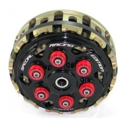 EMBRAYAGE ANTI-DRIBBLE RACING EDITION 6 DUCABIKE NOIR HYPERMOTARD 1100 FA6M03D DUCABIKE