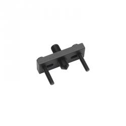 ARRACHE VOLANT P2R UNIVERSEL A 2 VIS POUR ROTOR INTERNE EMBRAYAGE REGLABLE AXE - AXE 22 A 49mm