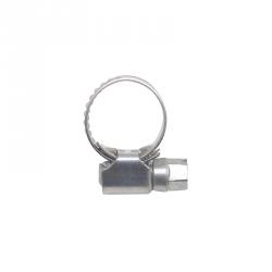 Collier de serrage à crémaillère 10-16 mm (durites)