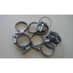 Collier de serrage à crémaillère 23-32 mm (durites)