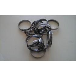 Collier de serrage à crémaillère 25-40 mm (durites) ZCE 940 / 11031 P2R
