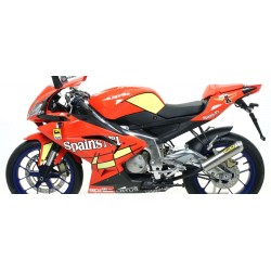 Silencieux échappement Arrow Titane Aprilia RS 125 - ARROW 51600SU ARROW