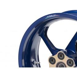 Jante arrière Marvic Penta magnésium Aprilia RS 250 MK2 5.00 x 17
