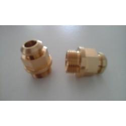 Inserts supports câbles de starter Aprilia RS 250 / Suzuki RGV 250 laiton - T12TECH T12TECH-14 T12 TECH